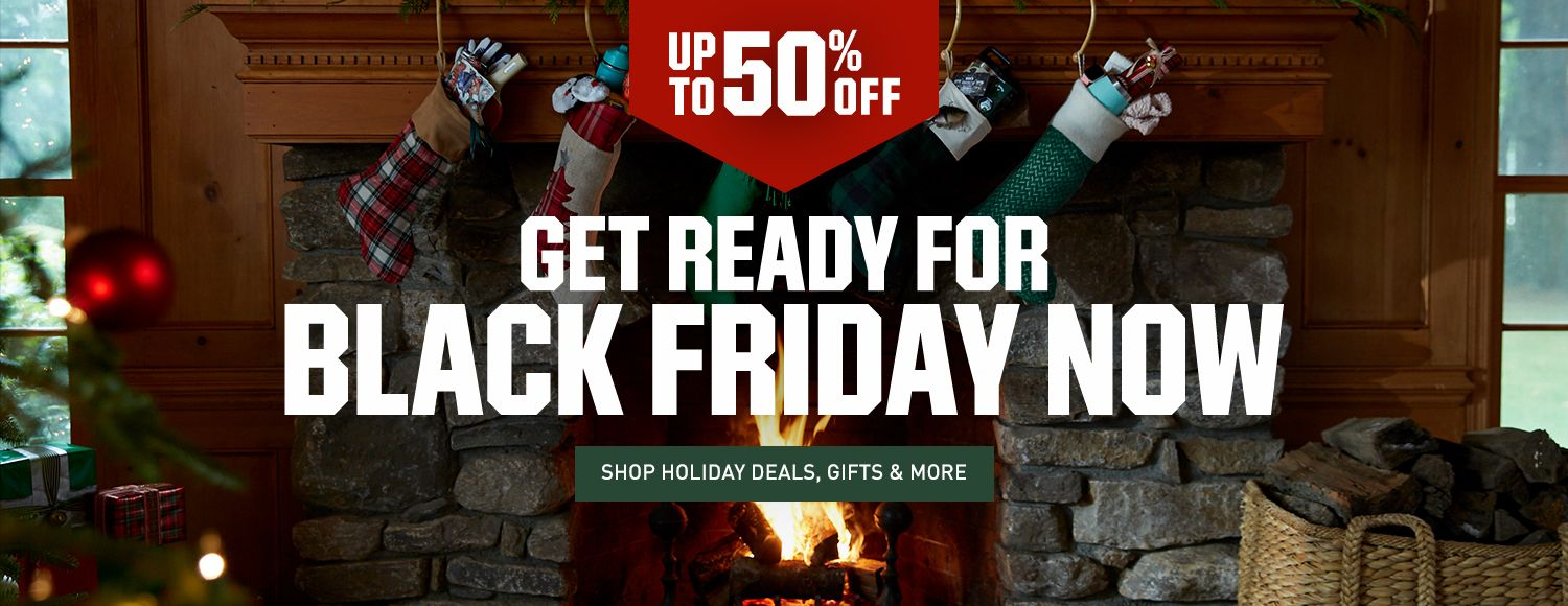 Get Ready For Black Friday Now - Up to 50% Off - Shop Holiday Deals, Gifts & More