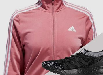 Up to 25% Off - Select adidas Apparel & Footwear