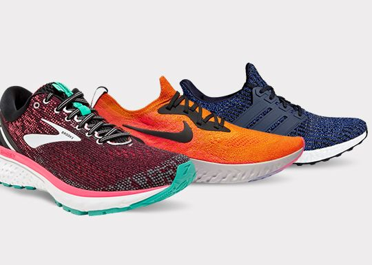 refresh your run - Top Picks From Nike, adidas & Brooks