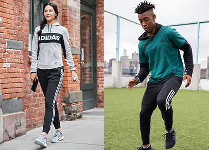 BOGO 50% off - Select adidas Apparel + More Great Deals