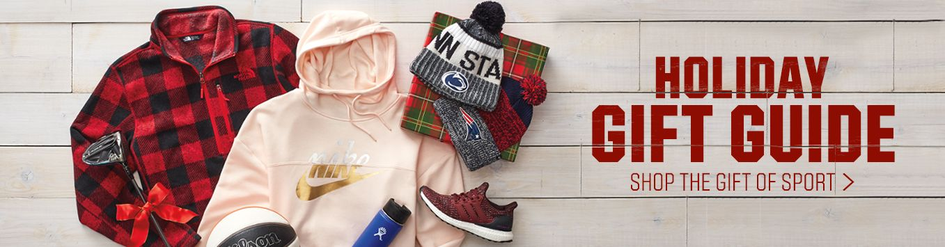 Holiday Gift Guide - Shop The Gift Of Sport