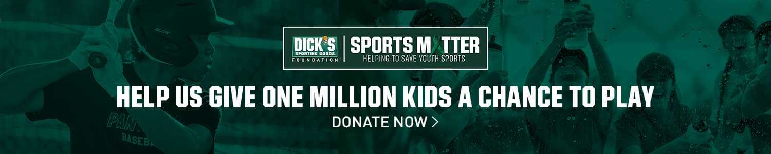 Help Us Give One Million Kids A Chance To Play - Donate Now