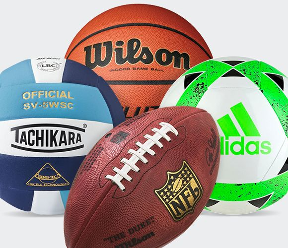Buy One, Get One 50% Off Mix & Match Sports Balls
