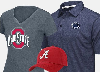 Up To 50% Off Select NCAA Apparel