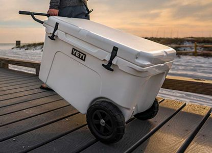 New From YETI - Tundra Haul Cooler