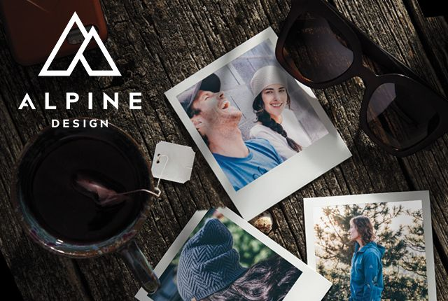 Beyond Outerwear. Made for Everywhere. - Alpine Design is made with technology and comfort for your everyday adventures - from the city to the trail and all points in between. Go on. Get out there.