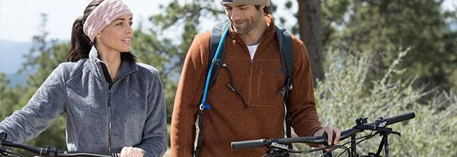 New Fleece - Warm & Cozy Styles For Everyone