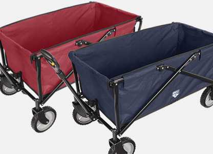 $39.98 Quest Folding Wagon