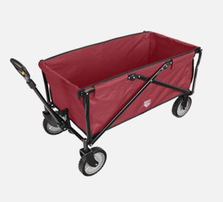 $49.98 | Quest Flat Fold Wagon