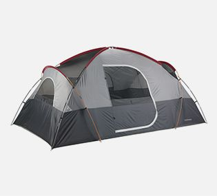 50% Off | Field & Stream 8 Person Cross Vent Tent