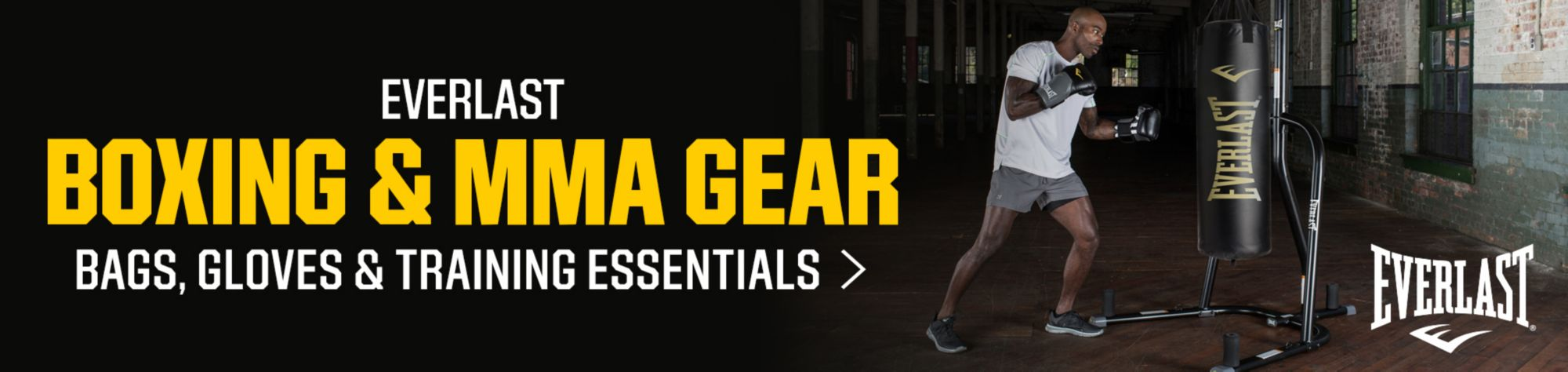 Everlast Boxing & MMA Gear - Bags, Gloves & Training Essentials