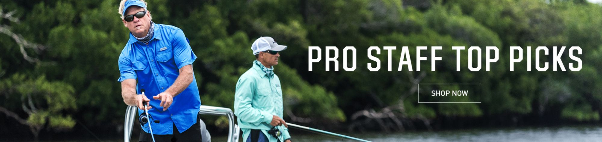Pro Staff Top Picks
