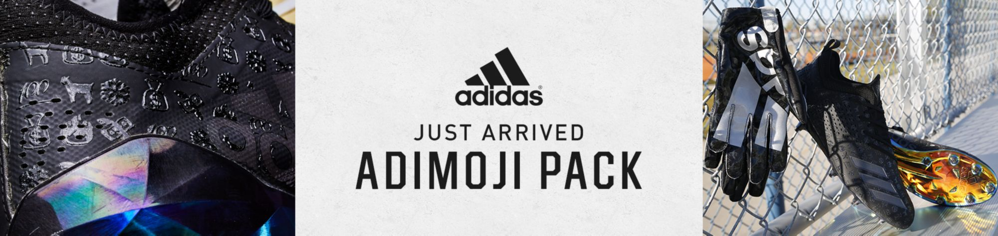 New adidas adimoji Pack
