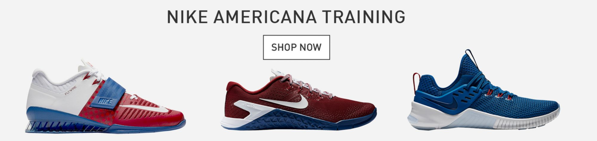 Nike Americana Training Footwear