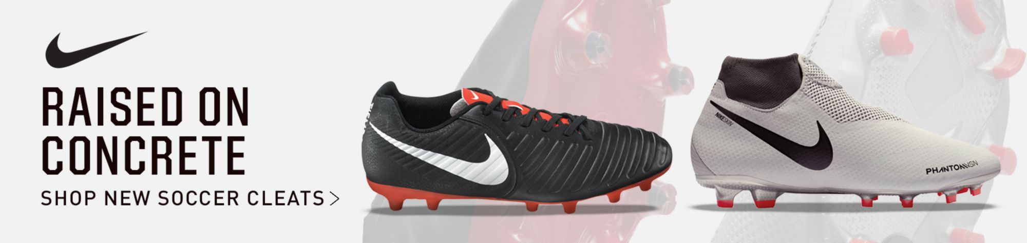 Shop New Soccer Cleats