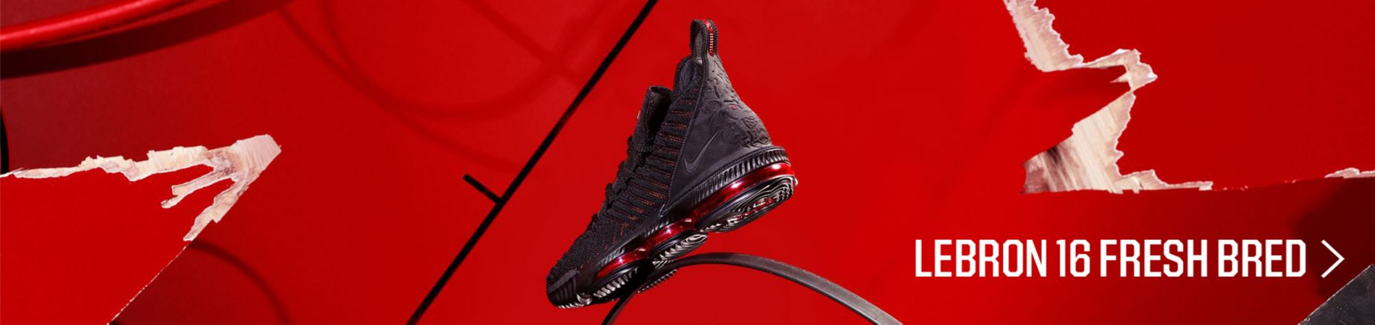 New Nike Lebron 16 Shoes - Shop Now