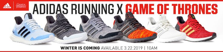 separation shoes c957a ed412 Adidas Running X Game Of Thrones