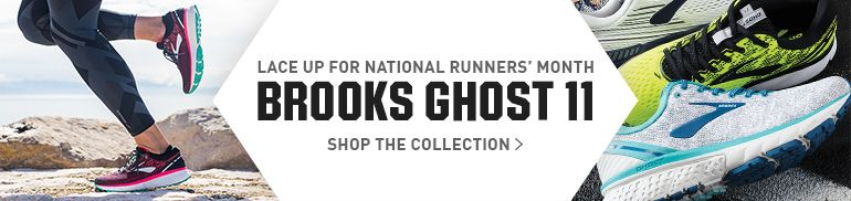 d65af797764 LACE UP FOR NATIONAL RUNNERS  MONTH BROOKS GHOST 11 SHOP THE COLLECTION