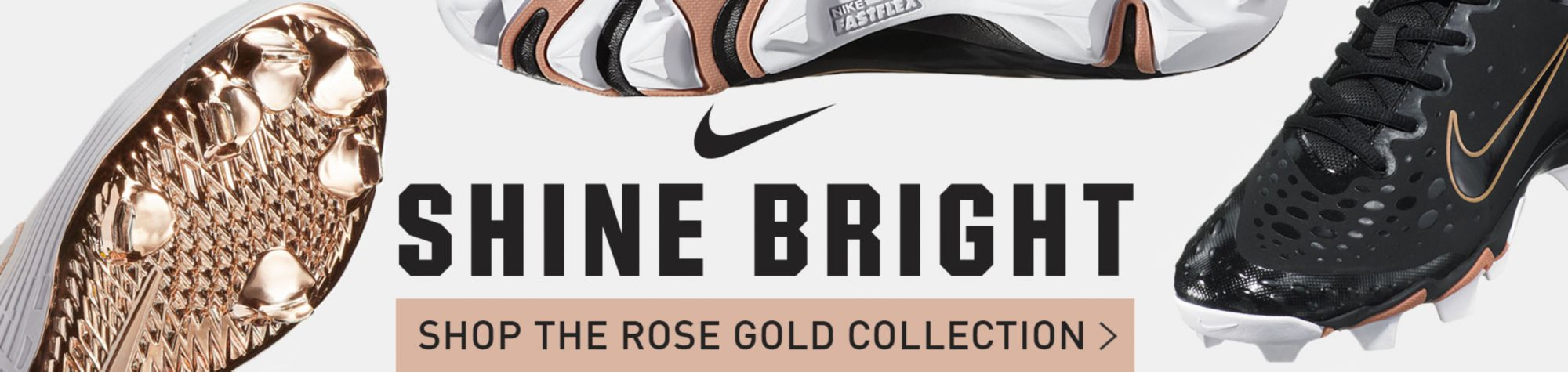 Shine Bright - Shop the Rose Gold Collection
