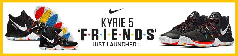 3313b24489fa Kyrie 5  Friends  Basketball Gear Shop Now