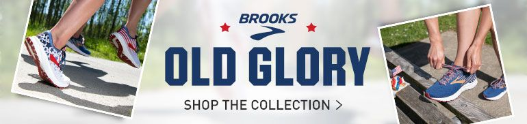 Brooks Old Glory - Shop The Collection