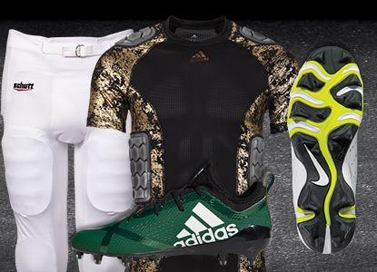 Up To 50% Off - Select Football Gear
