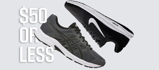 $50 Or Less - Select Footwear