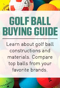 Golf Ball Buying Guide - Learn More