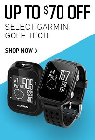 Up To $70 Off Select Garmin Golf Devices - Shop Now