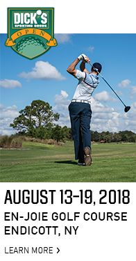 August 13-19, 2018 - En-Joie Golf Course - Endicott, NY - Learn More