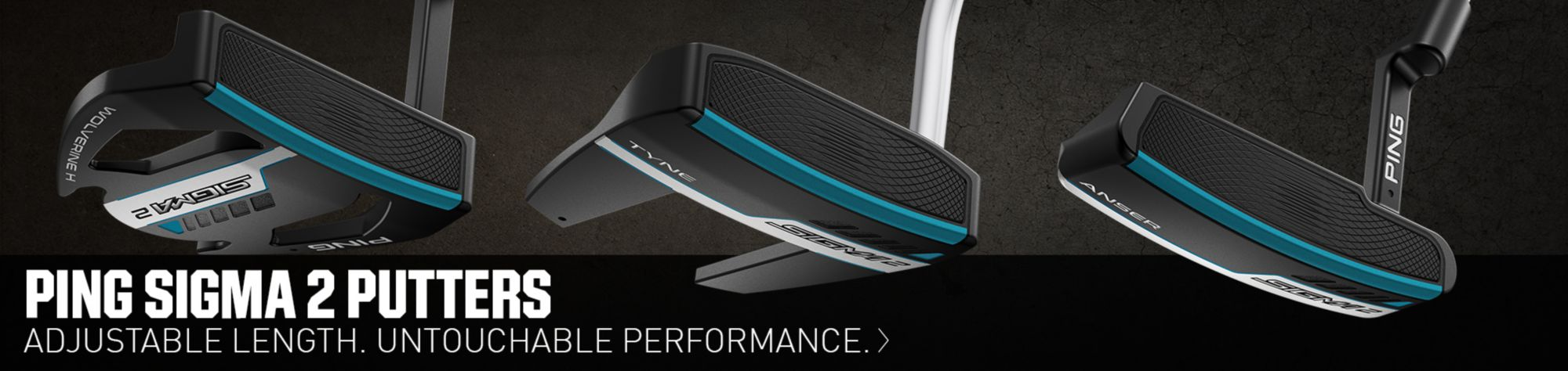 New Ping Sigma 2 Putter - Shop Now