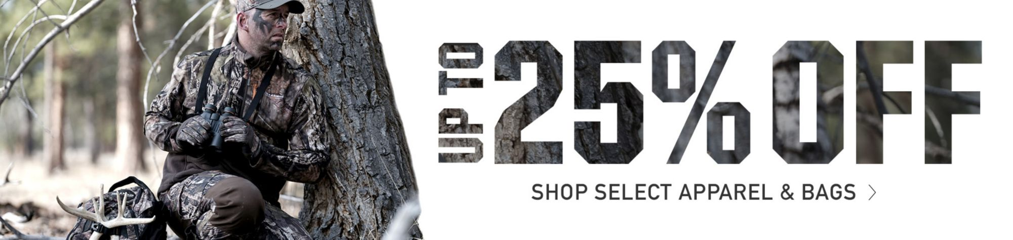 Up to 25% Off Select Hunt ApparelUp to 25% Off Select Hunt Apparel