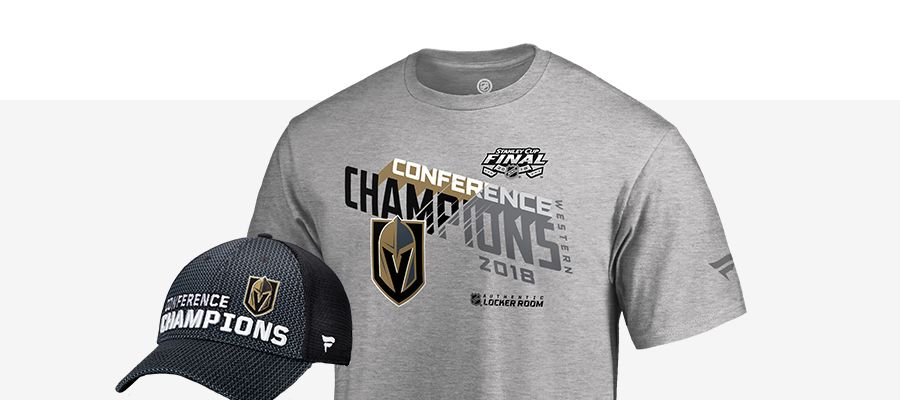 Vegas - Western Conference Champs