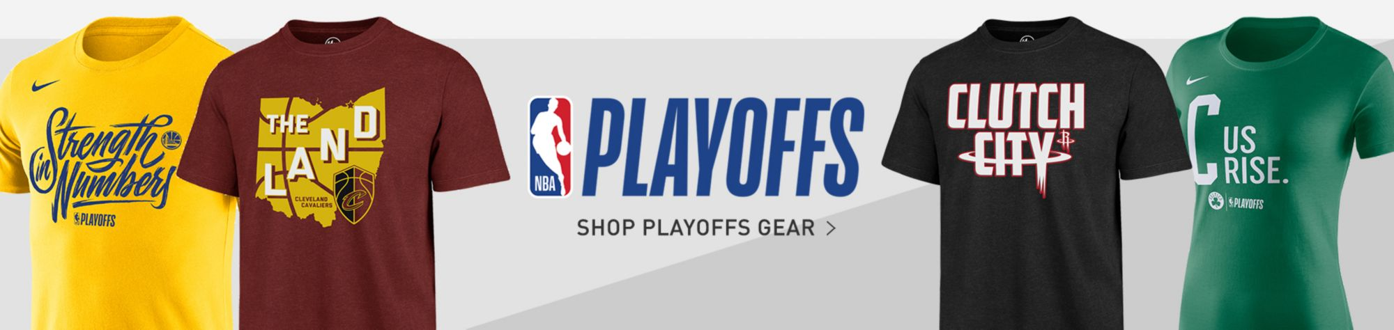 NBA Playoff Gear