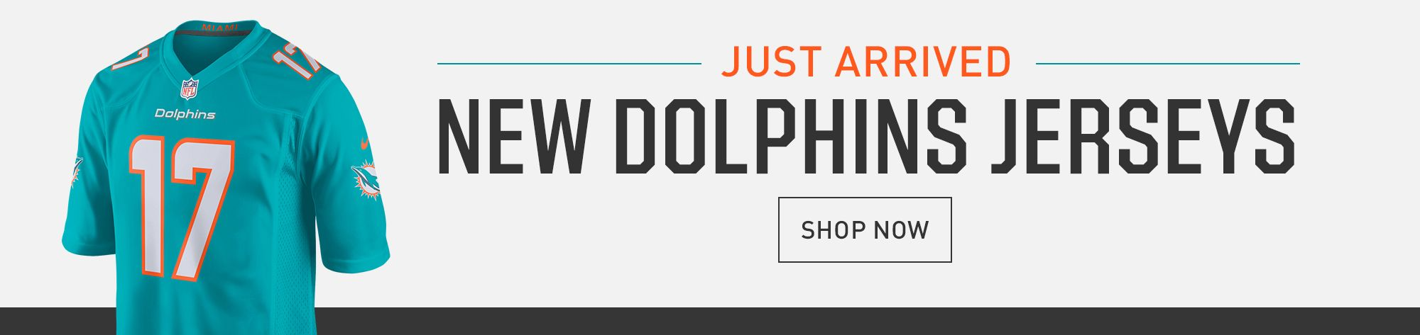 New Dolphins Jersey's - Shop Now