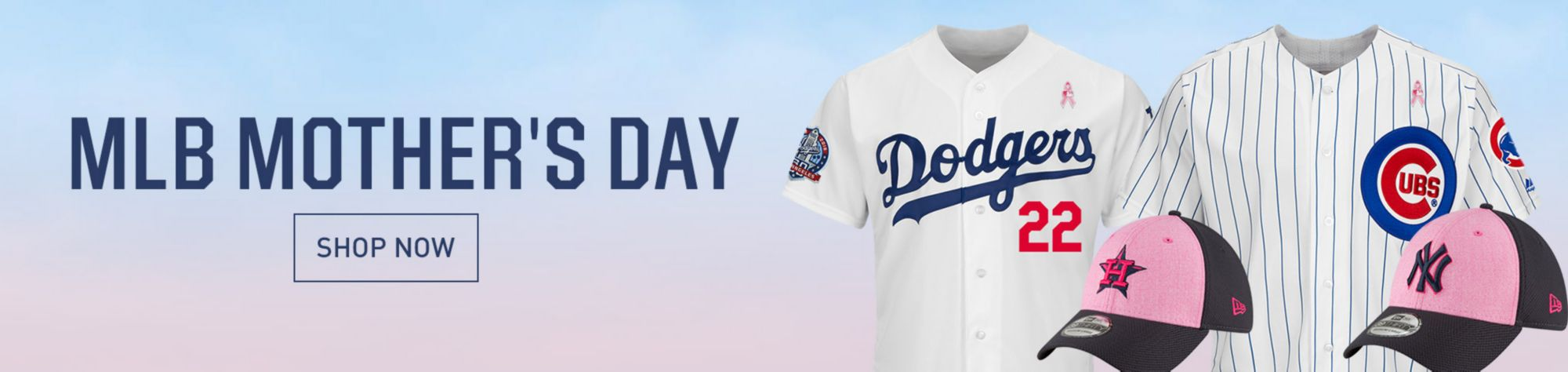 Mother's Day MLB Gear