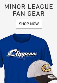 MLB Minor League Fan Gear