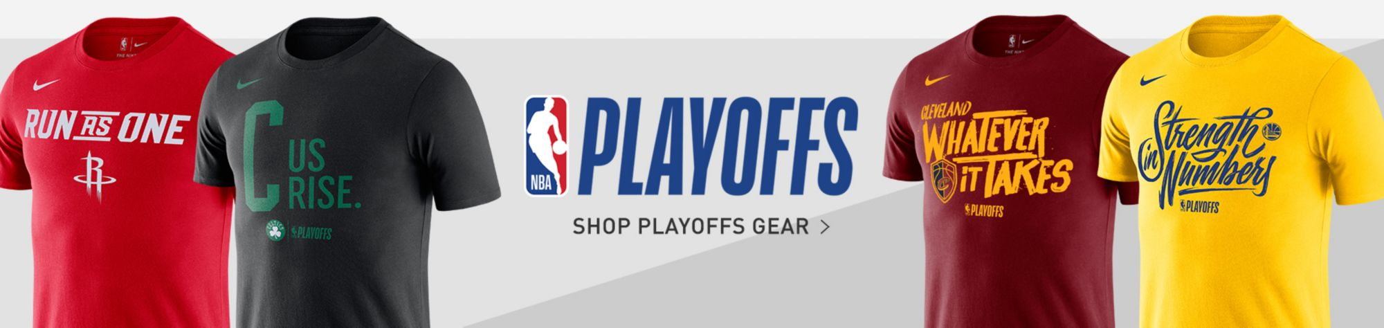 2018 NBA Playoff Gear
