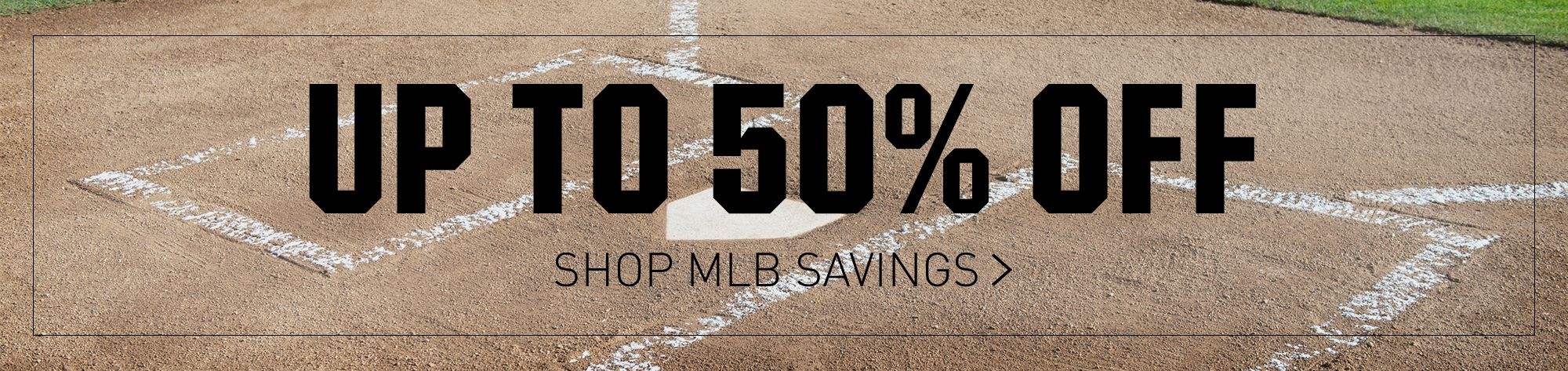Shop MLB Savings - Up to 50% Off