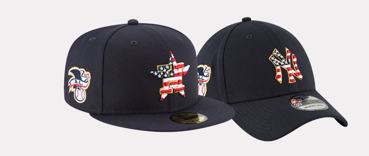 Shop MLB Stars & Stripes Fan Shop Gear