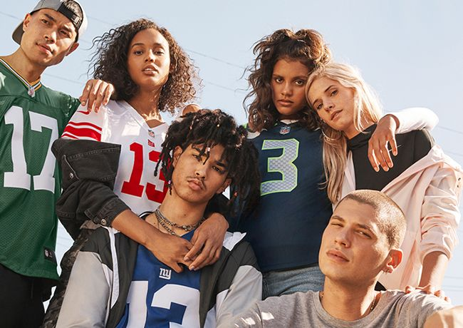 Nike NFL JERSEYS Rep Your Favorite Player