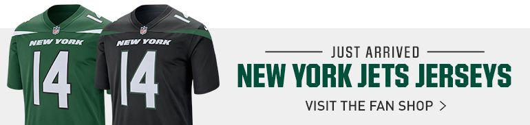 JUST ARRIVED NEW YORK JETS JERSEYS VISIT THE FAN SHOP