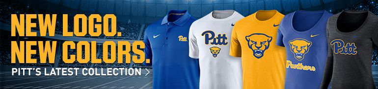 NEW LOGOS. NEW COLORS. PITT'S LATEST COLLECTION