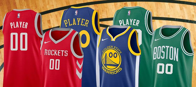 c87519d2358 Gear Up for NHL Playoffs NBA Full-Roster Jerseys