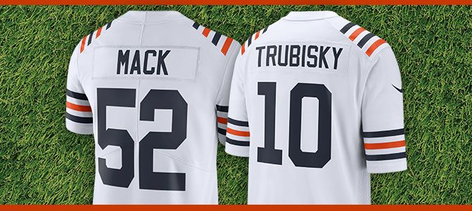 4f37d51e MLB New Arrivals 2019 Chicago Bears Alternate Jersey Launch