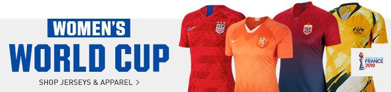 4f3ee55b008 Women s World Cup Shop Jerseys   Apparel