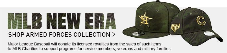MLB NEW ERA | SHOP ARMED FORCES COLLECTION