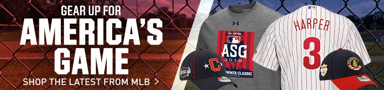 Gear Up For America's Game - Shop The Latest From MLB