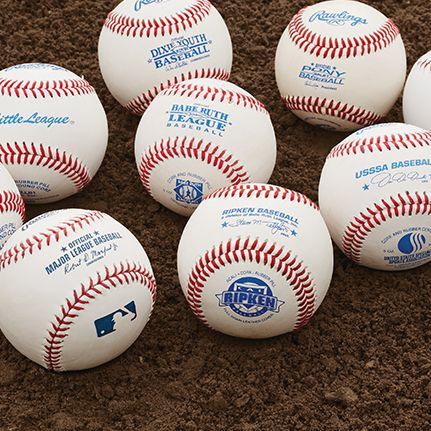 Picture of baseballs.