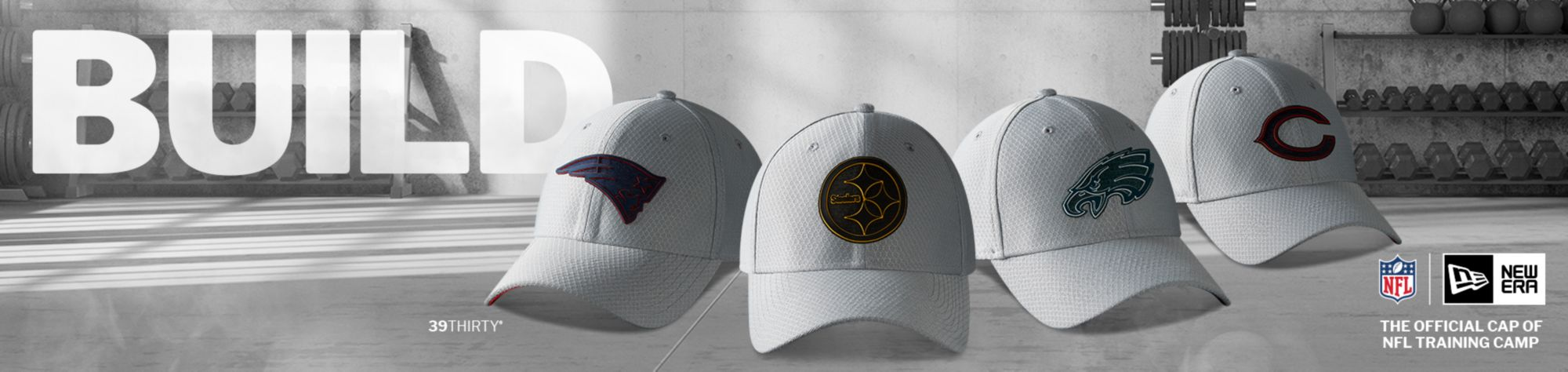 NFL New Era Training Hats 2018